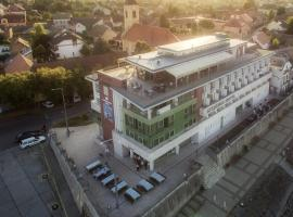 Hotel Szent János, Mohács