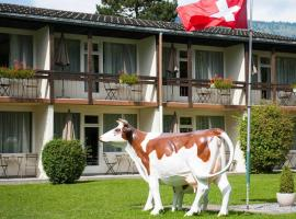 Alpine-Inn by Jungfrau Hotel, Wilderswil