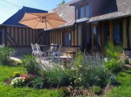 Ndila Cottage, Fatouville-Grestain