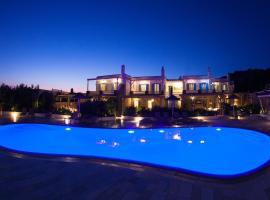 El Mar Estate & Villas, Super Paradise part