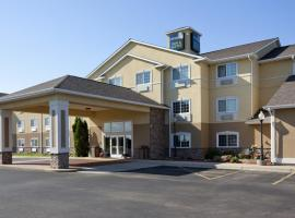 Crossings Inn and Suites by GrandStay, Becker