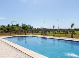 Squarebreak - Eight Bedroom Villa in a Guest Farm, Oulad Snaguia