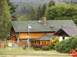 """Ferienhaus-Hotel """"Zur Grünen Oase"""", Adelmannsfelden"""