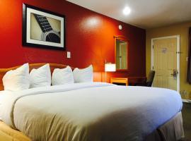 Vista Inn & Suites Beale Street, Memphis