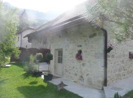 La Maison des Vignes, Jongieux