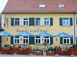 Landhotel zum Böhm, Roth