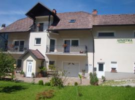 Apartment Florjancic, Cerkno