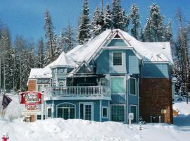 Winter Park Chateau, Boutique Inn