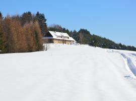 Schronisko Górskie nad Smolnikiem, Smolnik
