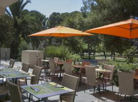 BEST WESTERN Hôtel des Thermes Balaruc les Bains Sète ***, Balaruc-les-Bains