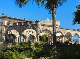Castell Bohio, Urbanicacion ses palmeres