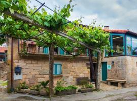 Casa do Zuleiro, Brion de Arriba