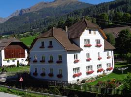 Apartment Schlickenhof, Hintergöriach
