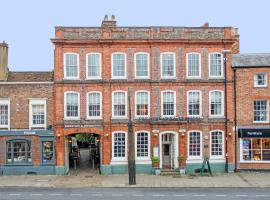The Spread Eagle Hotel, Thame