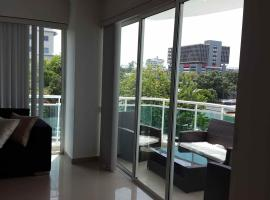 Apartamento Residencial Justin II, Ensanche Quisqueya