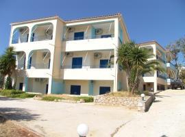 Korfos Bay Apartments, Kórfos