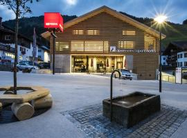 alpen select apartments Kleinwalsertal