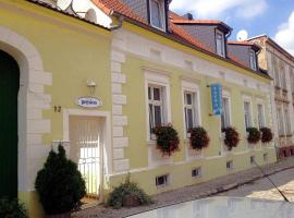 pension & sauna AM LORENZ, Calbe