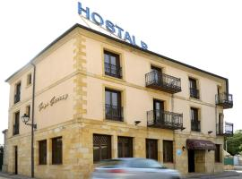 Hostal Goyo Garray, Garray