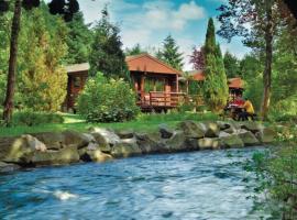 Riverside Log Cabins, Saint Fillans