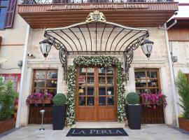La Perla Boutique Hotel, İskenderun