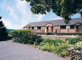 Avalon Cottages, Llangynin