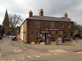 The Wheatsheaf, Crick