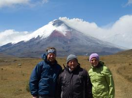 Cabañas Los Volcanes, Lasso