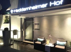 Hotel Heddernheimer Hof