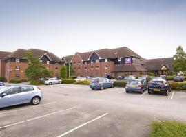 Premier Inn Nottingham West, Nottingham