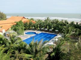 Dat Lanh Beach Resort, La Gi