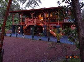 Alii Kane Cottage with Loft, Volcano