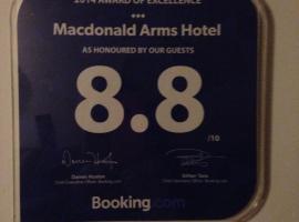 Macdonald Arms Hotel, Balbeggie