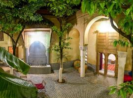 Riad La Maison D'à Côté, Meknesz