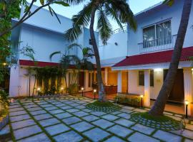 The Best Hotels Near US Consulate General Chennai India - Us consulate chennai map