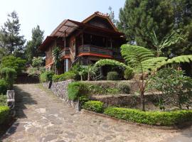 Villa Hadea Kayu, Ciater