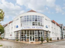 Hotel am Fjord, Flensburgo
