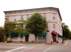 The Winter Inn, Greenville