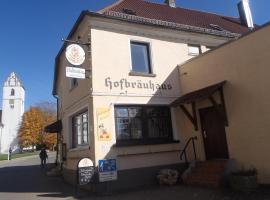 Gasthof Hofbräuhaus, Bad Buchau