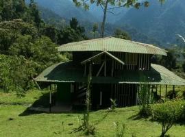 Posada de Turismo Rural Ranchos Tinamu, Naranjito