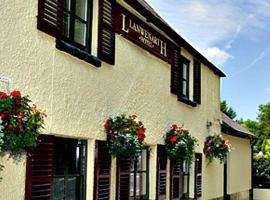 Llanwenarth Hotel & Riverside Restaurant, Crickhowell