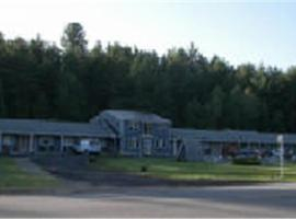 Blue Ridge Motel, Schroon Lake