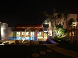 Barn Villa, Lembang