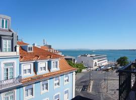 Alecrim 15 by Patio 25, Lissabon