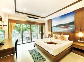 Ratana Hill, Patong Beach