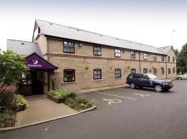 Premier Inn Leicester North West, Lesteris