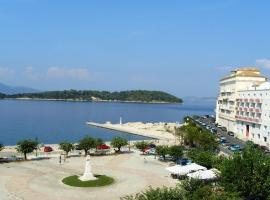 Konstantinoupolis, Corfu Town