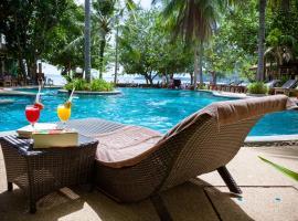 Sand Sea Resort, Rajle-part