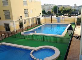 Apartament W Rojales, Rojales