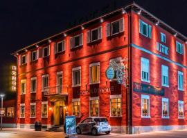Ott's Hotel-Restaurant Leopoldshöhe, Weil am Rhein